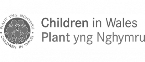 Children in Wales logo